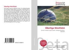 Bookcover of Oberliga Westfalen