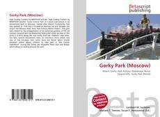 Capa do livro de Gorky Park (Moscow)