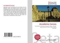Couverture de Accademia Carrara