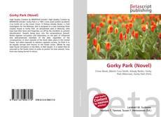 Capa do livro de Gorky Park (Novel)