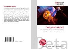 Capa do livro de Gorky Park (Band)