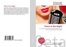 Couverture de Voice in the Night