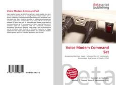 Bookcover of Voice Modem Command Set