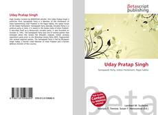 Bookcover of Uday Pratap Singh