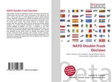 Bookcover of NATO Double-Track Decision