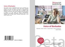 Bookcover of Voice of Barbados