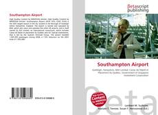 Bookcover of Southampton Airport