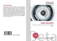 Bookcover of Uday Salunkhe