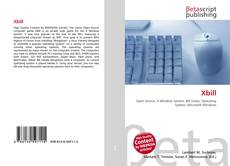 Bookcover of Xbill