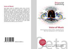 Bookcover of Voice of Music