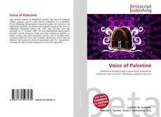Bookcover of Voice of Palestine