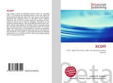 Capa do livro de XCOFF