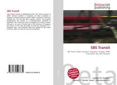 Copertina di SBS Transit