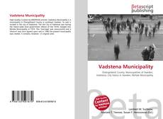 Bookcover of Vadstena Municipality