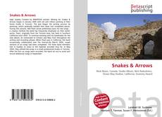 Snakes & Arrows kitap kapağı