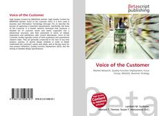 Borítókép a  Voice of the Customer - hoz