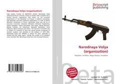 Portada del libro de Narodnaya Volya (organization)