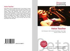 Bookcover of Voice Teacher