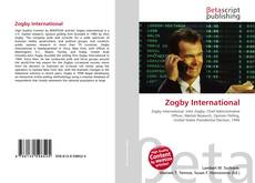 Bookcover of Zogby International