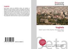 Bookcover of Vaghela