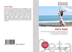 Zohra Segal kitap kapağı