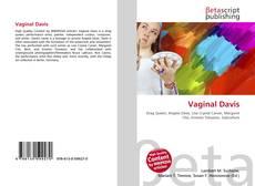 Bookcover of Vaginal Davis