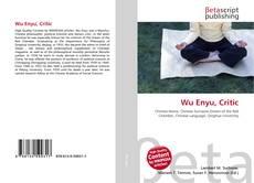 Обложка Wu Enyu, Critic