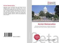 Borítókép a  Accion Democratica - hoz