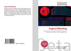 Bookcover of Vaginal Bleeding