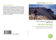 Bookcover of Big Stick ideology