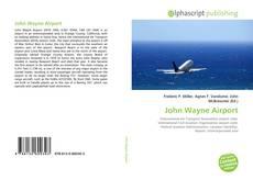 Bookcover of John Wayne Airport