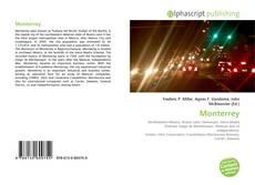 Обложка Monterrey
