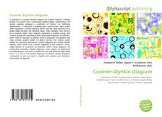 Copertina di Coxeter–Dynkin diagram