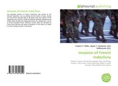 Invasion of French Indochina的封面