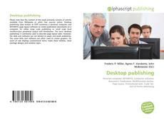 Couverture de Desktop publishing