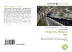 Обложка Histoire du Métro de Paris