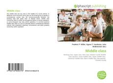Bookcover of Middle class