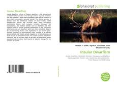 Bookcover of Insular Dwarfism