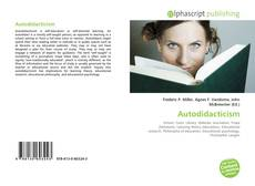 Buchcover von Autodidacticism