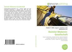 Portada del libro de Daimler-Motoren-Gesellschaft