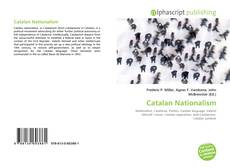 Capa do livro de Catalan Nationalism