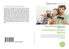 Bookcover of Call of Duty 4: Modern Warfare