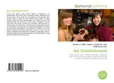 Bookcover of Bar (Establishment)