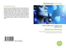 Portada del libro de American Dreams