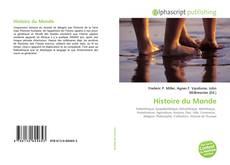 Bookcover of Histoire du Monde