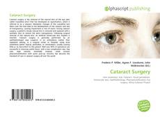 Bookcover of Cataract Surgery