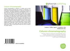 Bookcover of Column chromatography