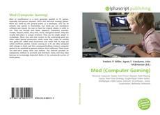 Portada del libro de Mod (Computer Gaming)