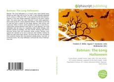 Bookcover of Batman: The Long Halloween