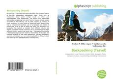 Bookcover of Backpacking (Travel)